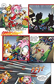Sonic the Hedgehog #210