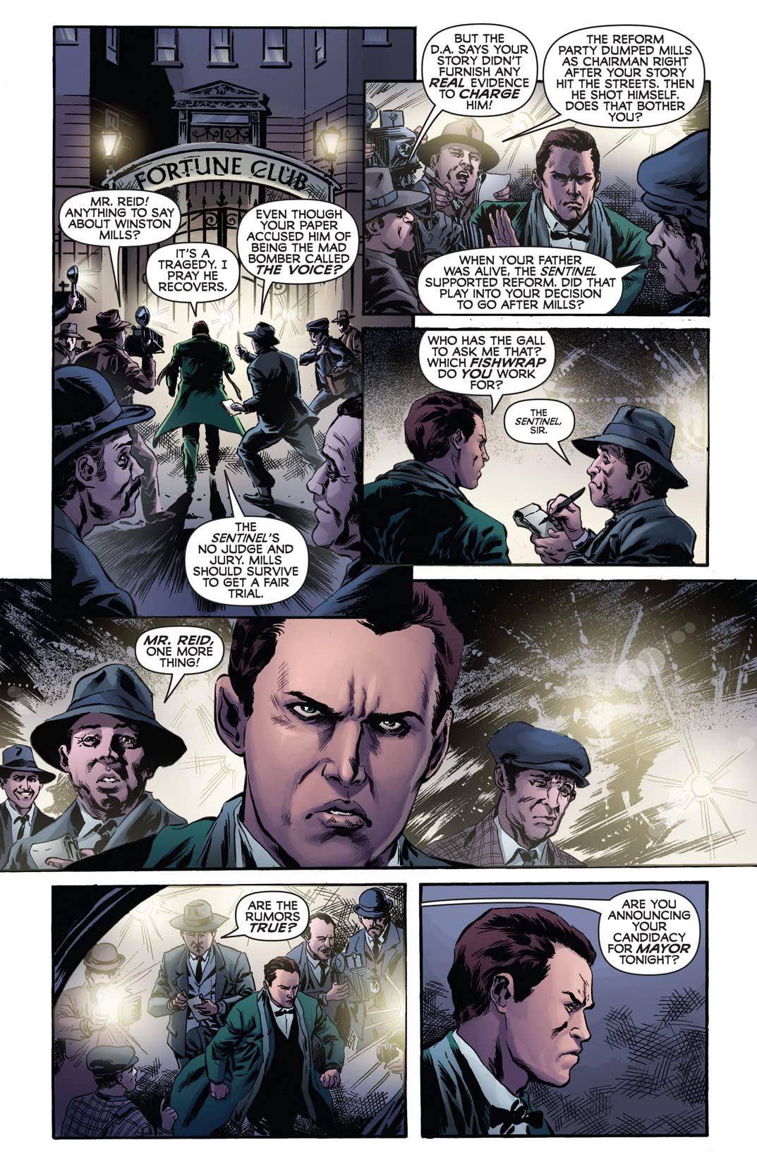 The Green Hornet #4: Digital Exclusive Edition
