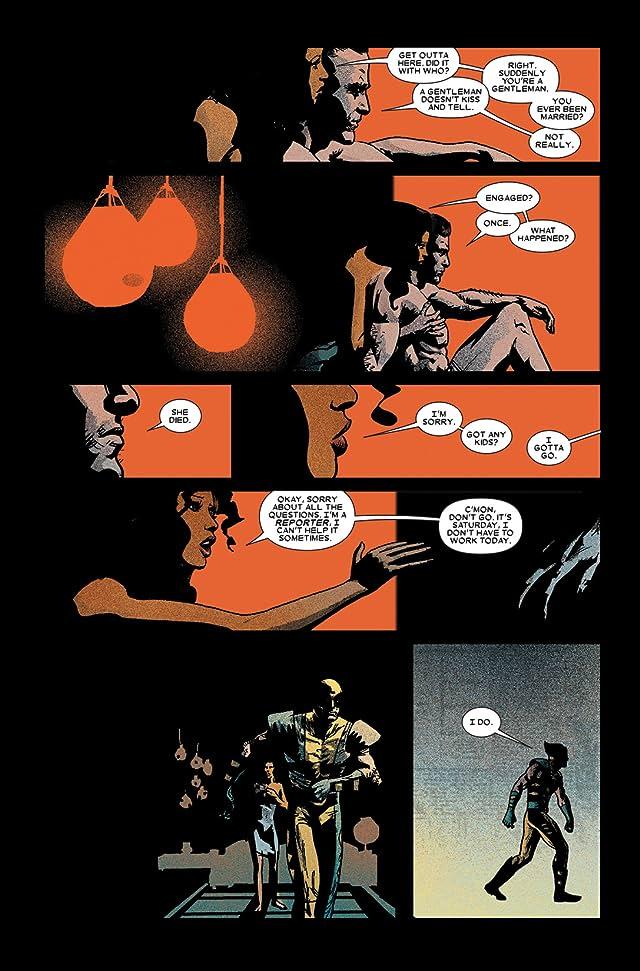 Wolverine: Weapon X #10