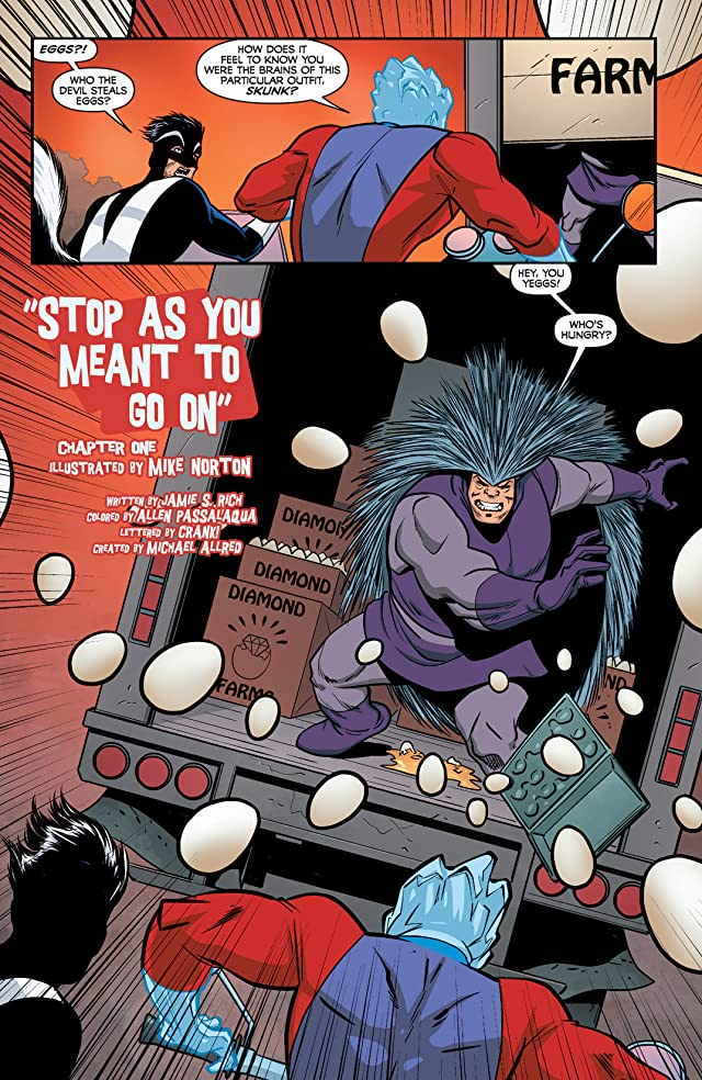 click for super-sized previews of It Girl & the Atomics #12