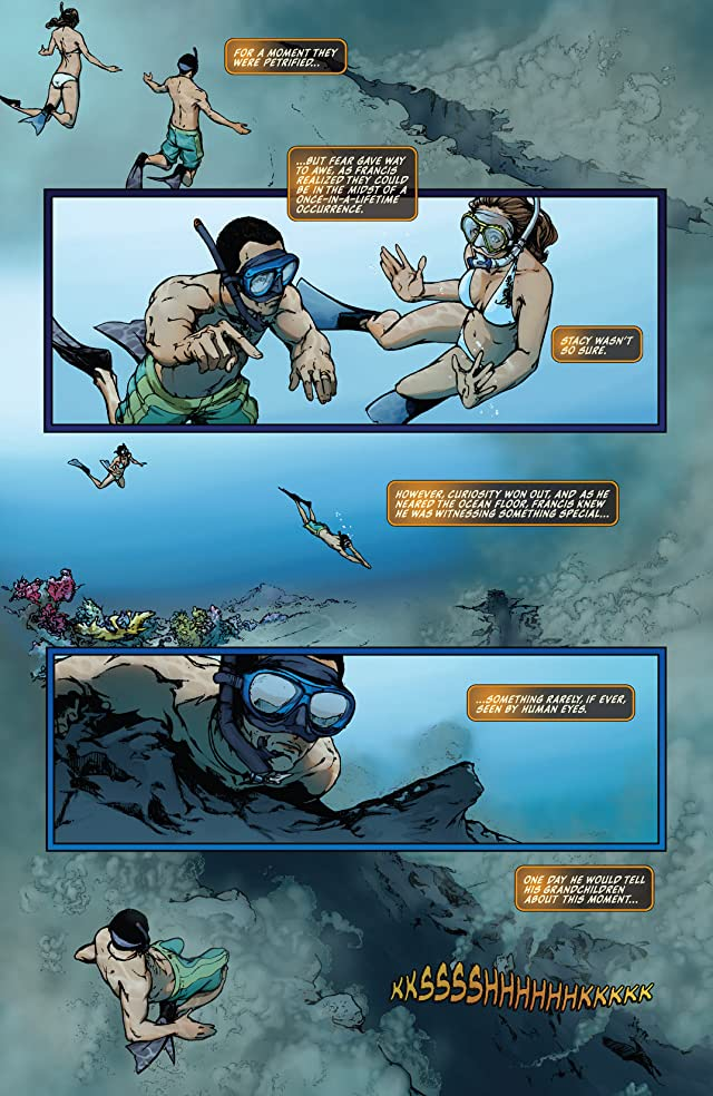click for super-sized previews of All New Fathom Vol. 5 #1