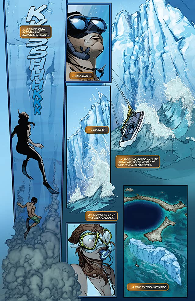 All New Fathom Vol. 5 #1 (of 8)