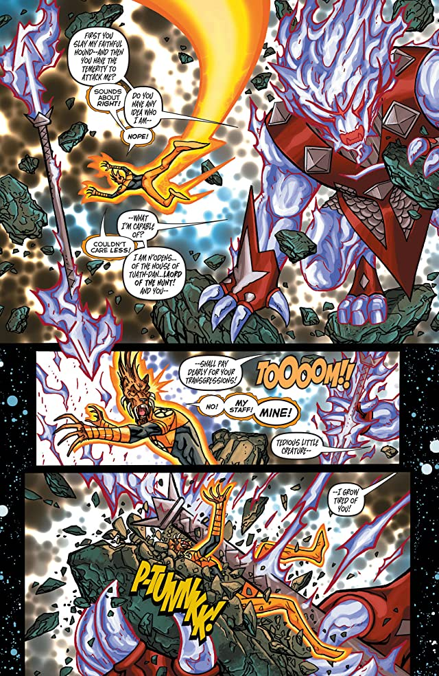 click for super-sized previews of Larfleeze (2013-2015) #2