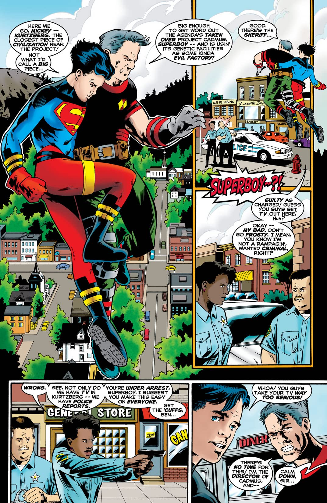 Superboy (1994-2002) #73