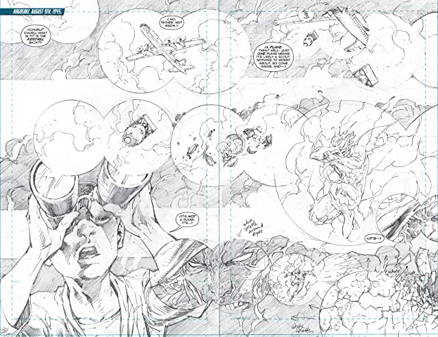 click for super-sized previews of Superman Unchained (2013-2014) #1: Director's Cut