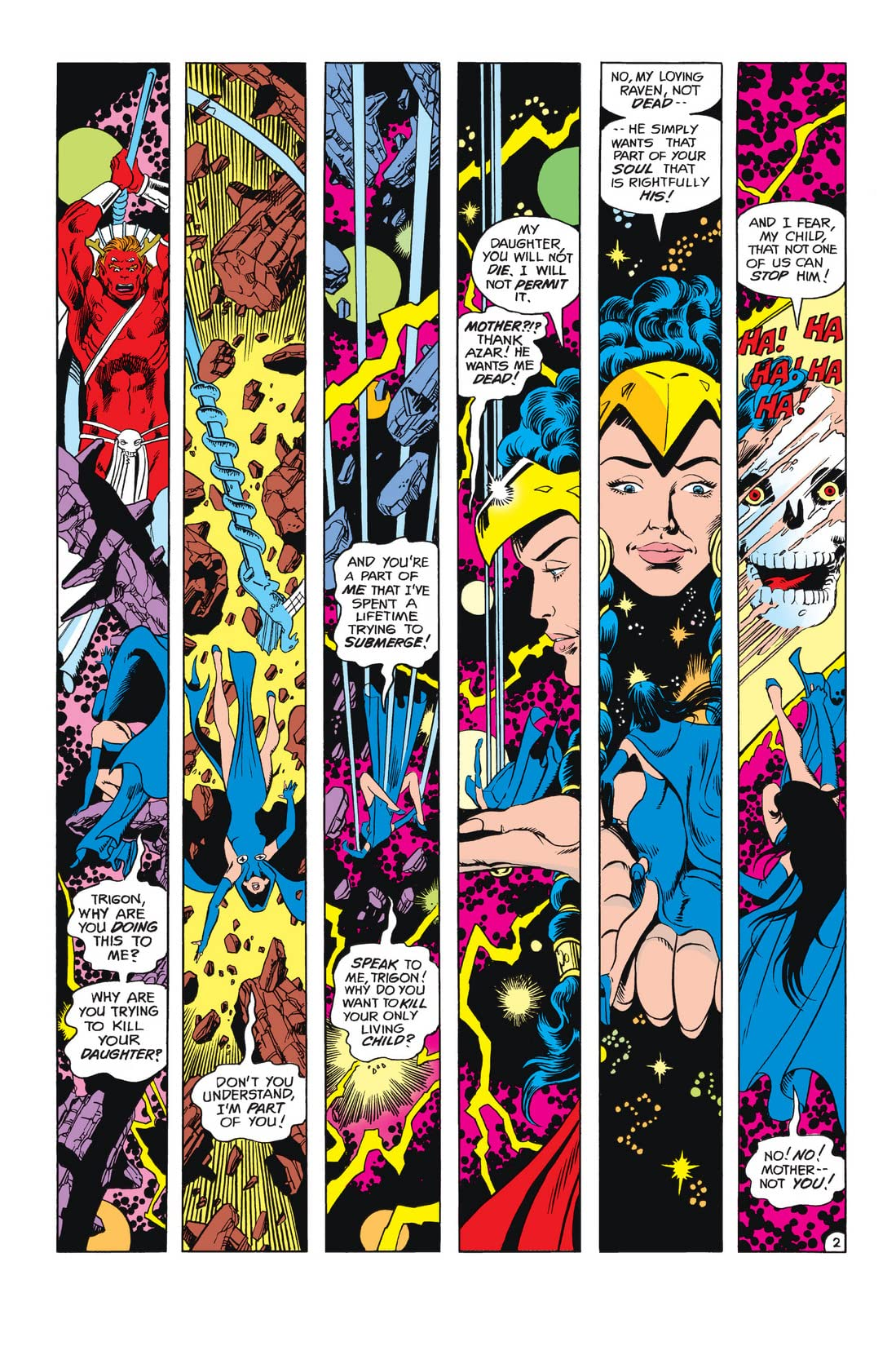Tales Of The New Teen Titans (1982) #2 (of 4)