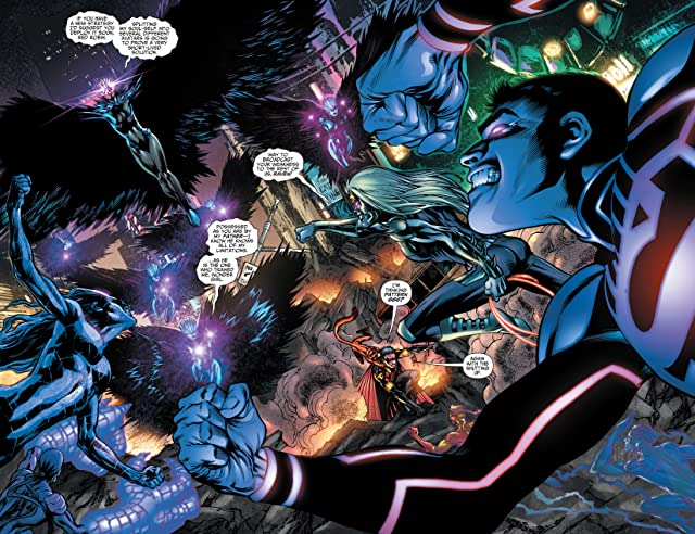 click for super-sized previews of Teen Titans (2011-2014) #22