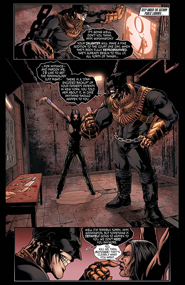 click for super-sized previews of Talon (2012-2014) #10