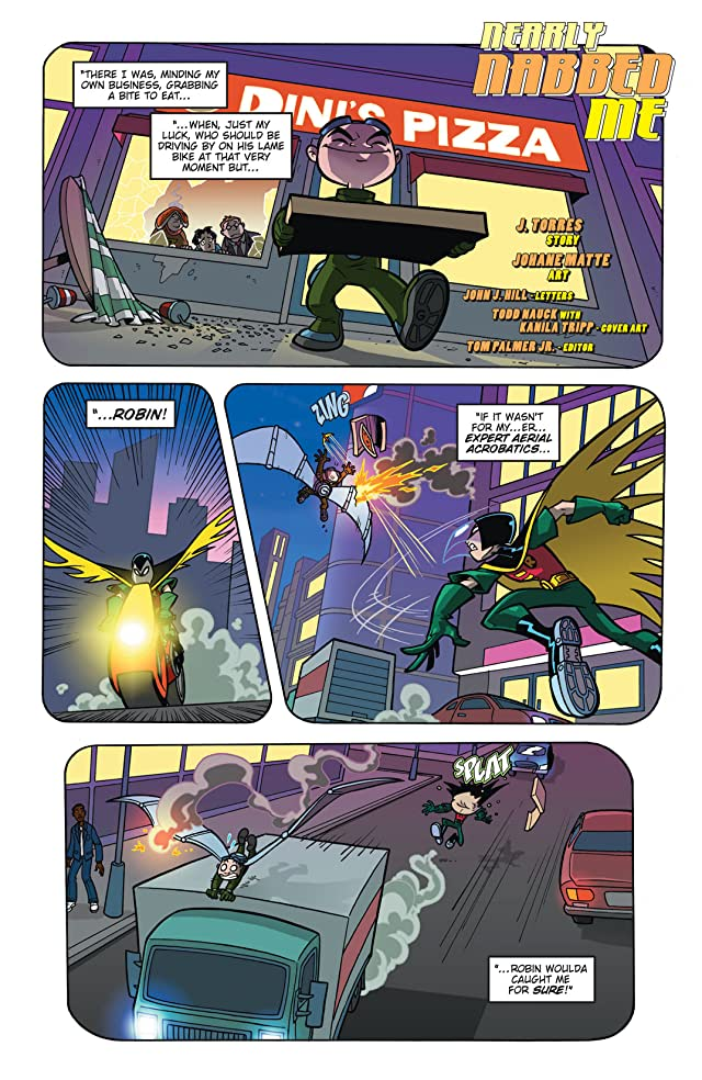 click for super-sized previews of Teen Titans Go! (2004-2008) #40