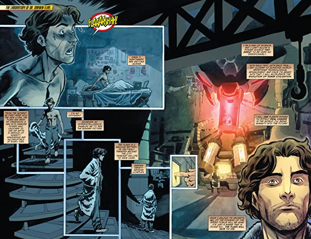 click for super-sized previews of The Flash (2011-) #22