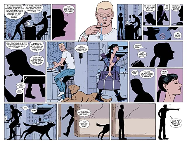click for super-sized previews of Hawkeye (2012-2015) Annual #1