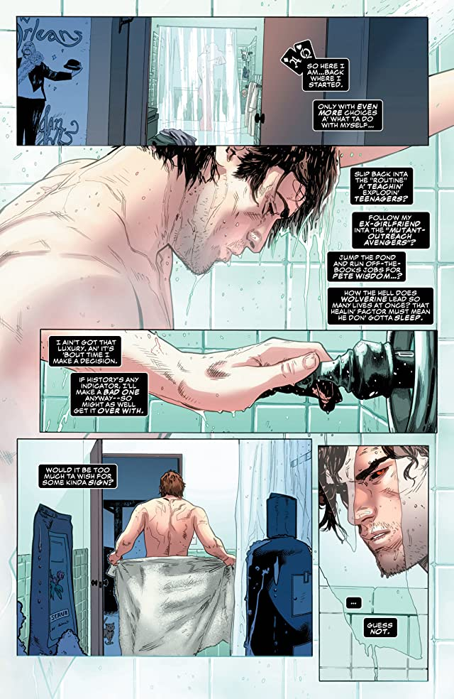 click for super-sized previews of Gambit (2012-2013) #15