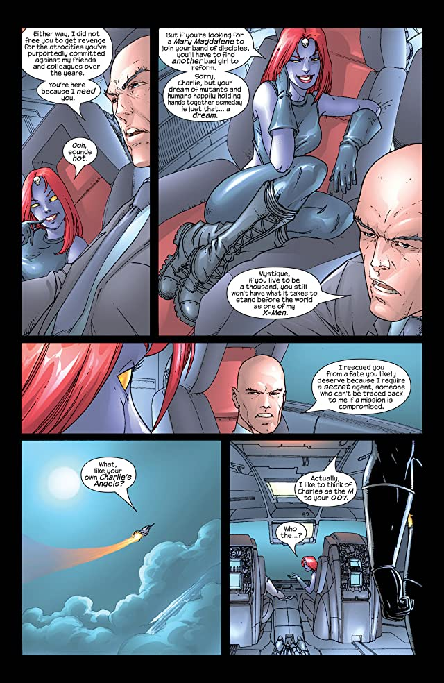 click for super-sized previews of Mystique (2003-2005) #3