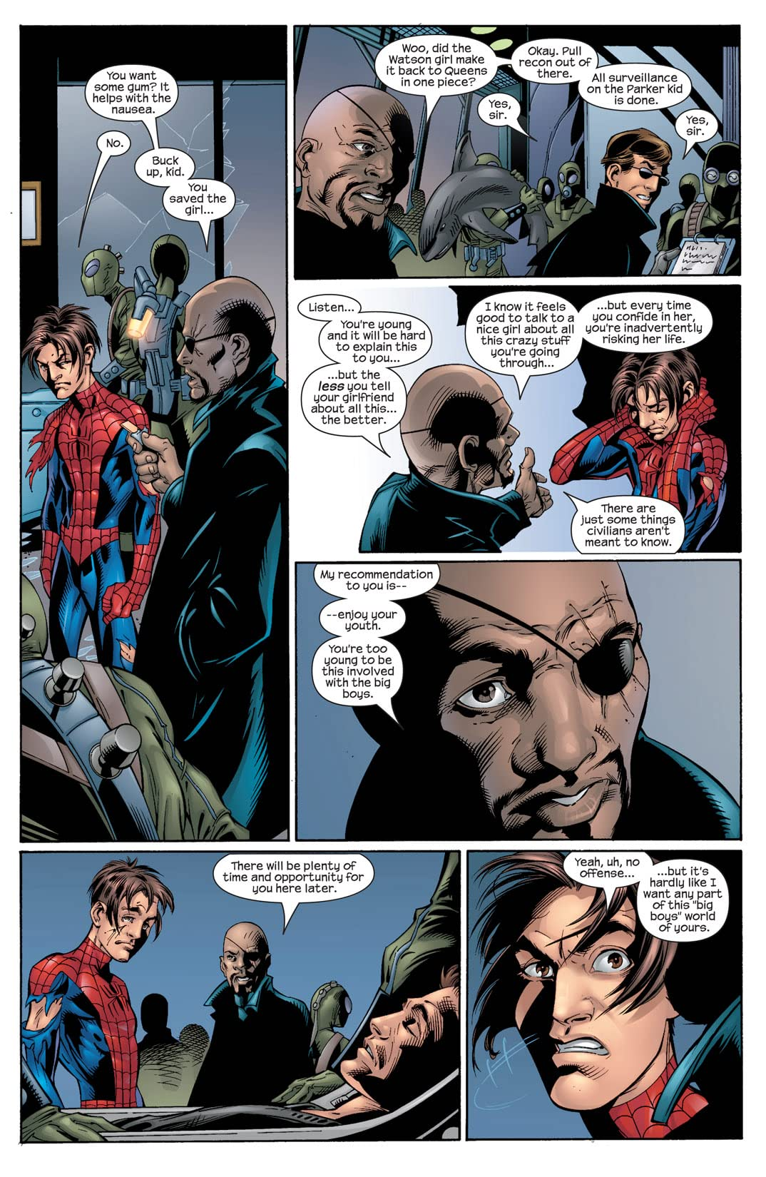 Ultimate Spider-Man (2000-2009) #27