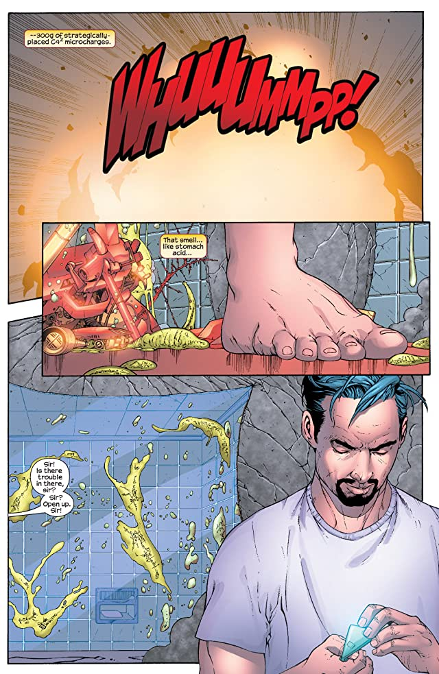 click for super-sized previews of Iron Man (1998-2004) #71