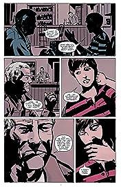Joe Hill's Thumbprint #2 (of 3)