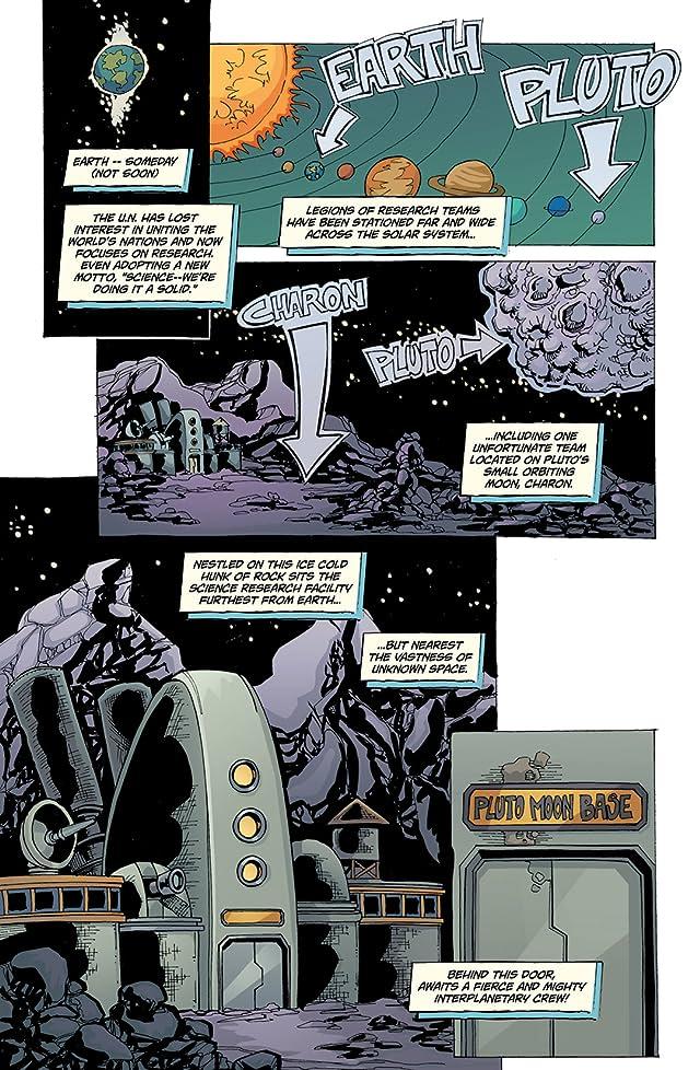 Pluto Moon Base #1