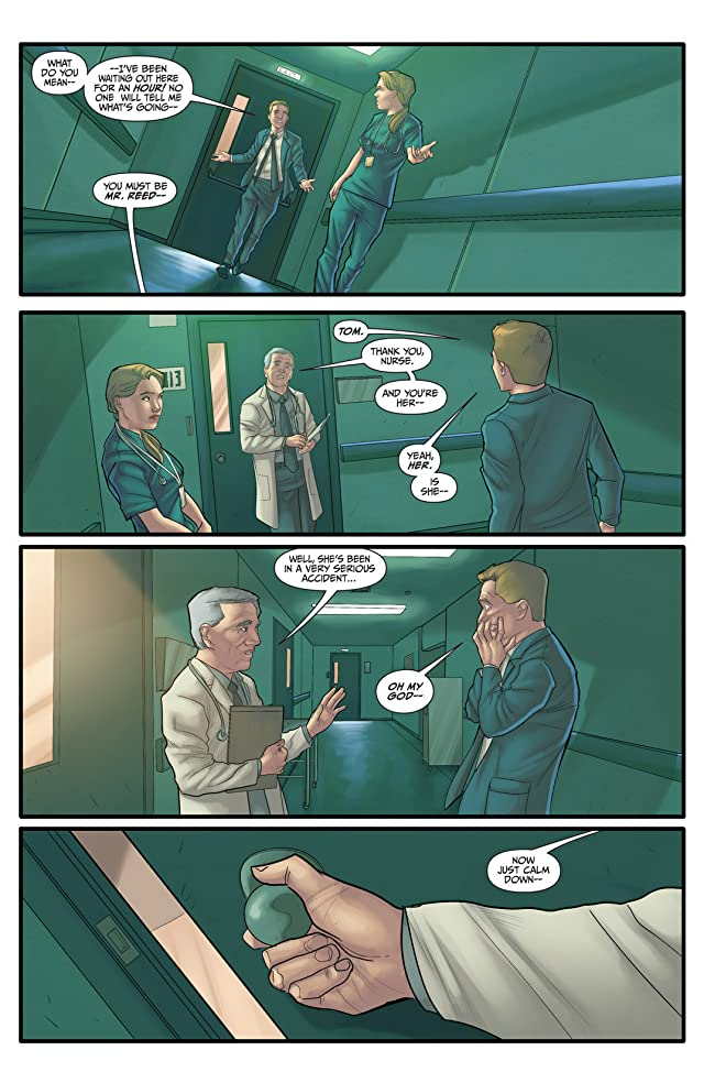 click for super-sized previews of Morning Glories #29
