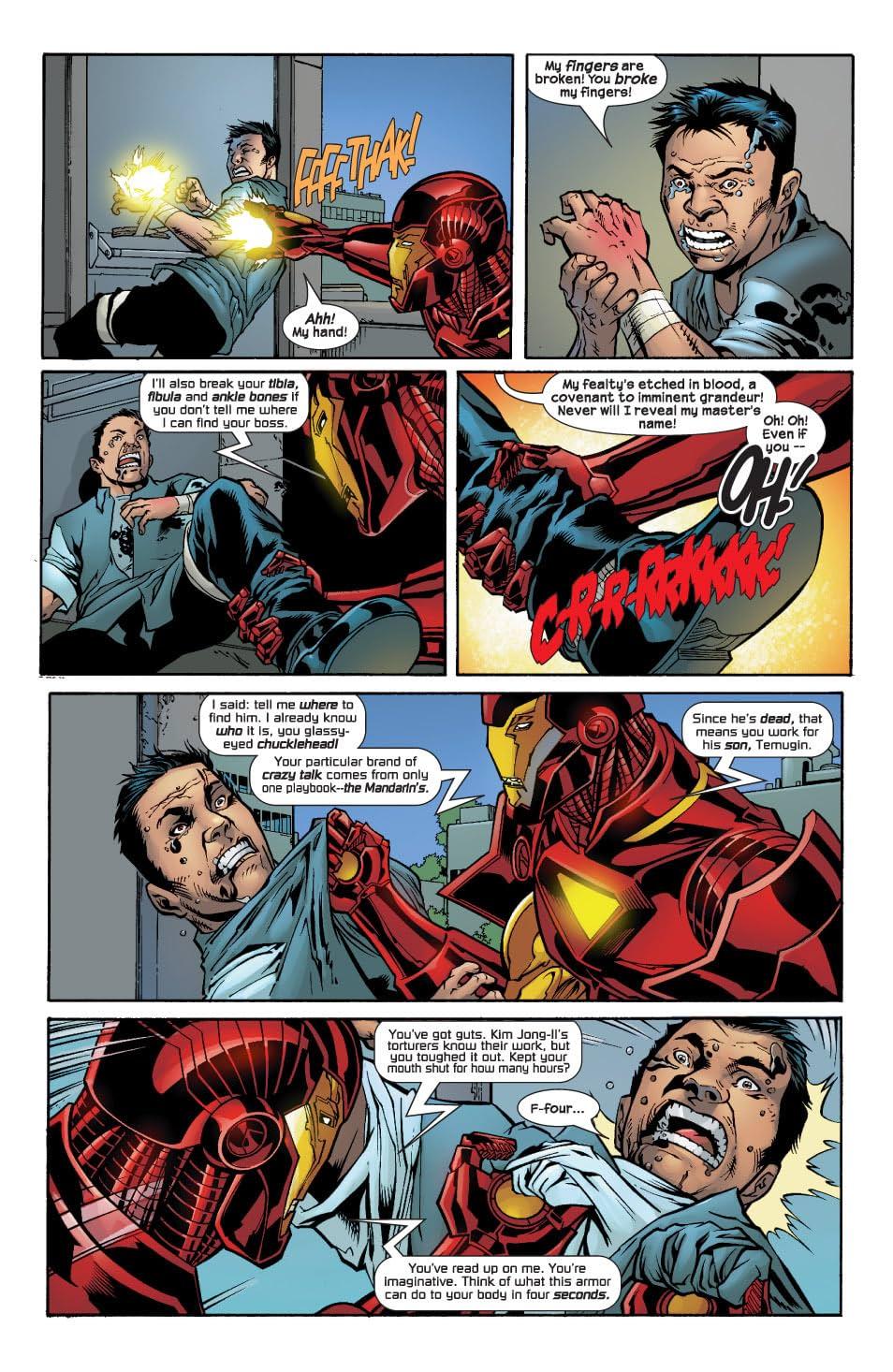 Iron Man (1998-2004) #68