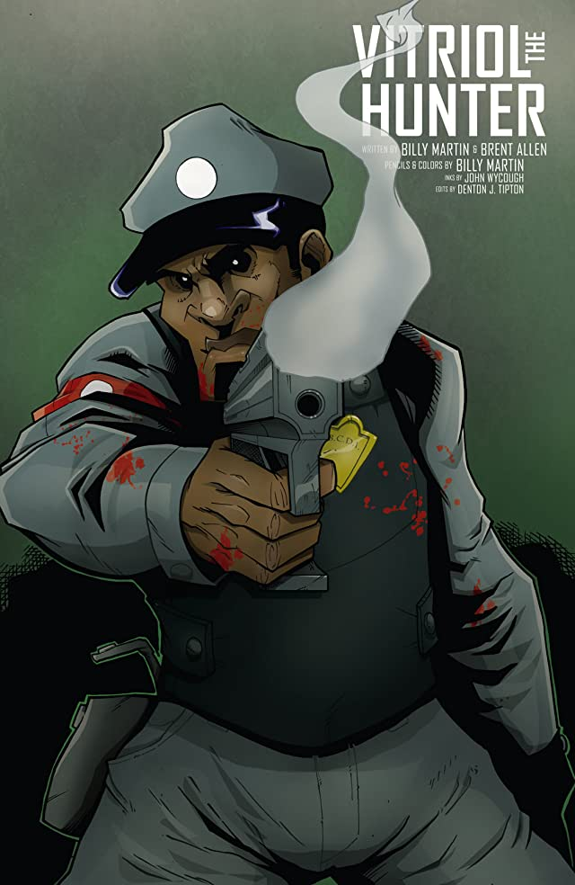 click for super-sized previews of Vitriol the Hunter #6