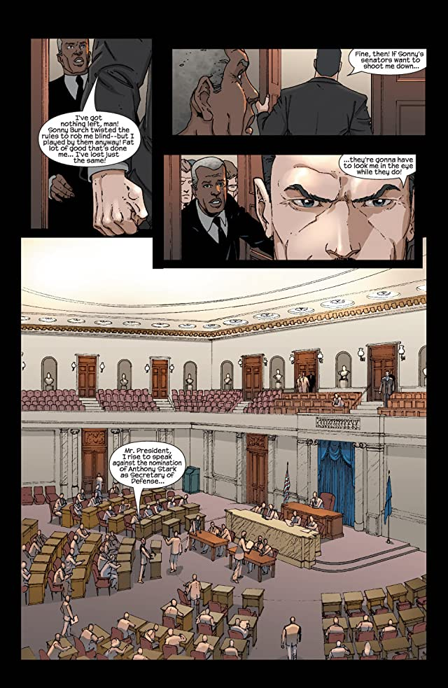 click for super-sized previews of Iron Man (1998-2004) #77
