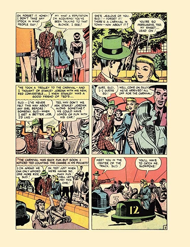 Young Romance: Simon & Kirby 1940-1950 - Part 1 Vol. 1