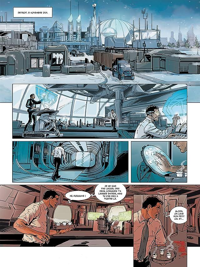 Cyber Vol. 1: La Colère d'Arès