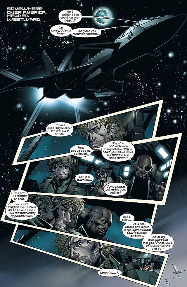 click for super-sized previews of Squadron Supreme (2008-2009) #8