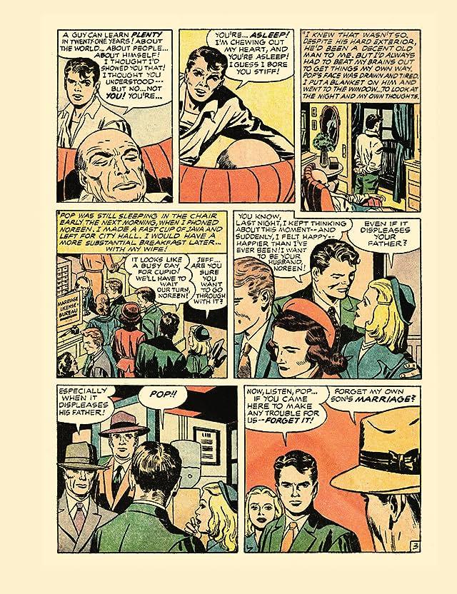 Young Romance: Simon & Kirby 1940-1950 #3