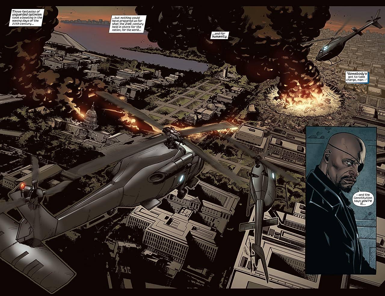 Squadron Supreme (2008-2009) #10