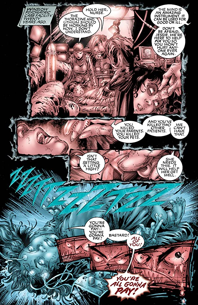 click for super-sized previews of Curse of the Spawn #13
