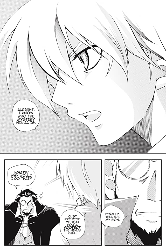 Amazing Agent Luna Vol. 5