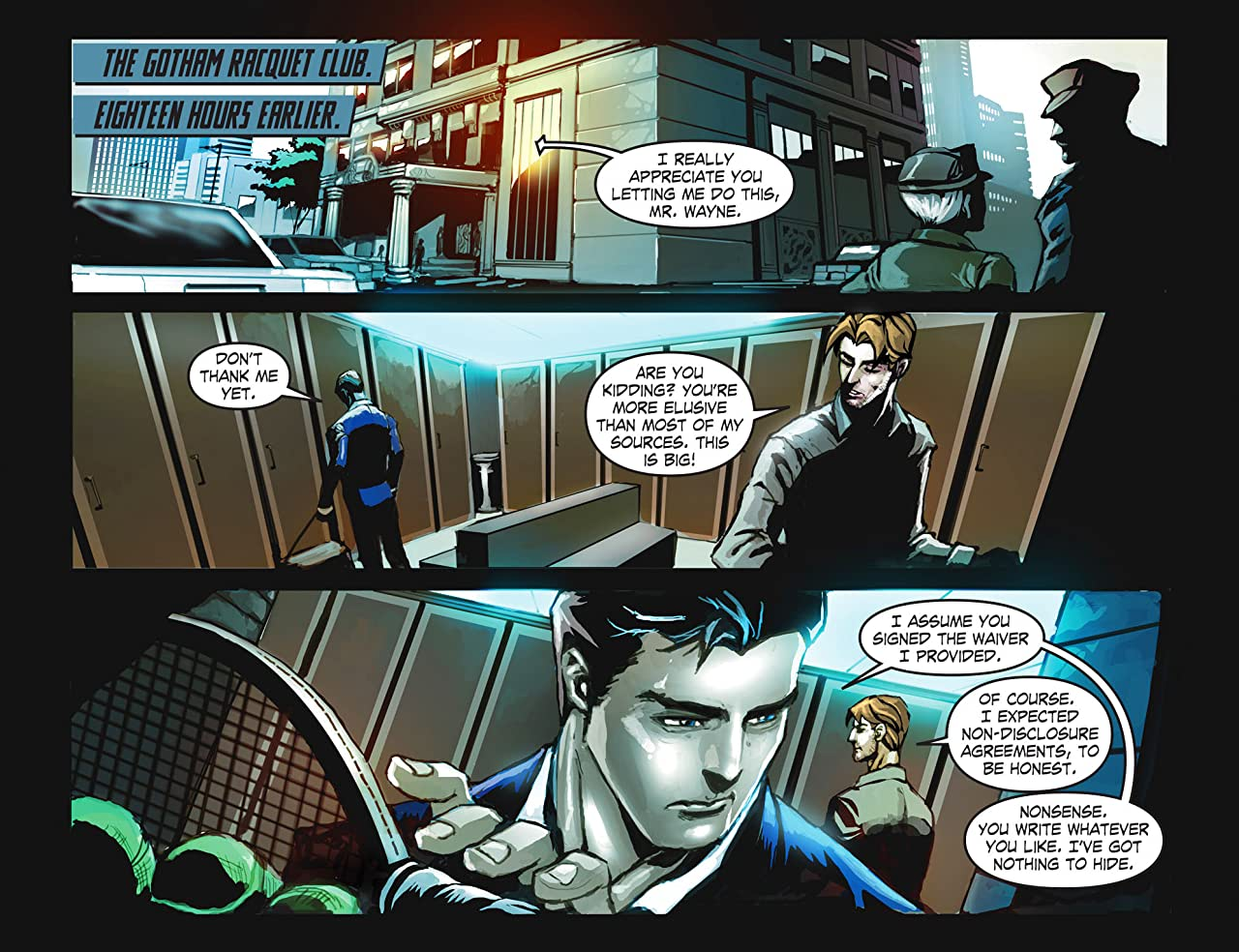 Legends of the Dark Knight (2012-) #60