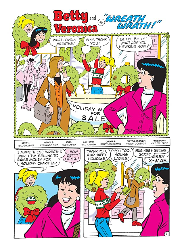 Betty & Veronica Double Digest #206