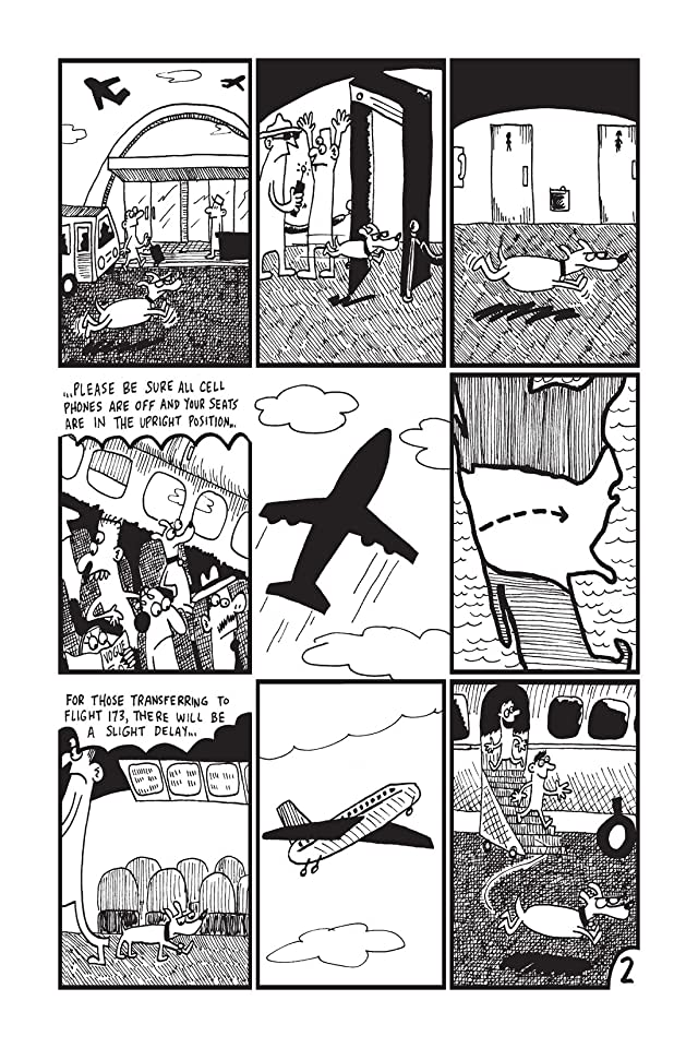 click for super-sized previews of Magic Whistle #9