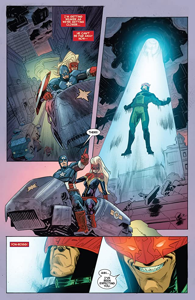 click for super-sized previews of Captain Marvel (2012-2013) #14
