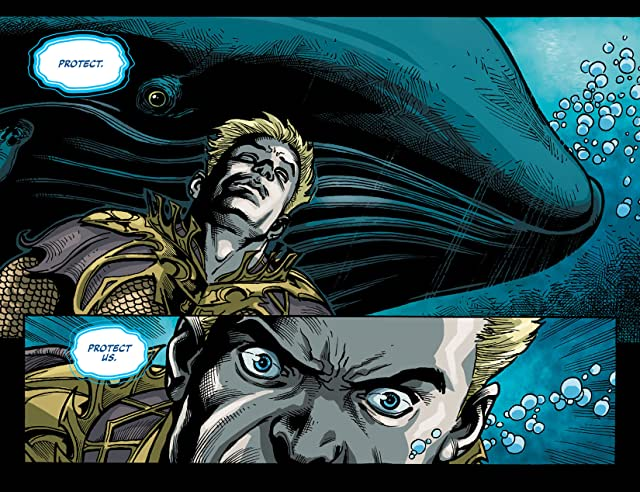click for super-sized previews of Injustice: Gods Among Us (2013) #11