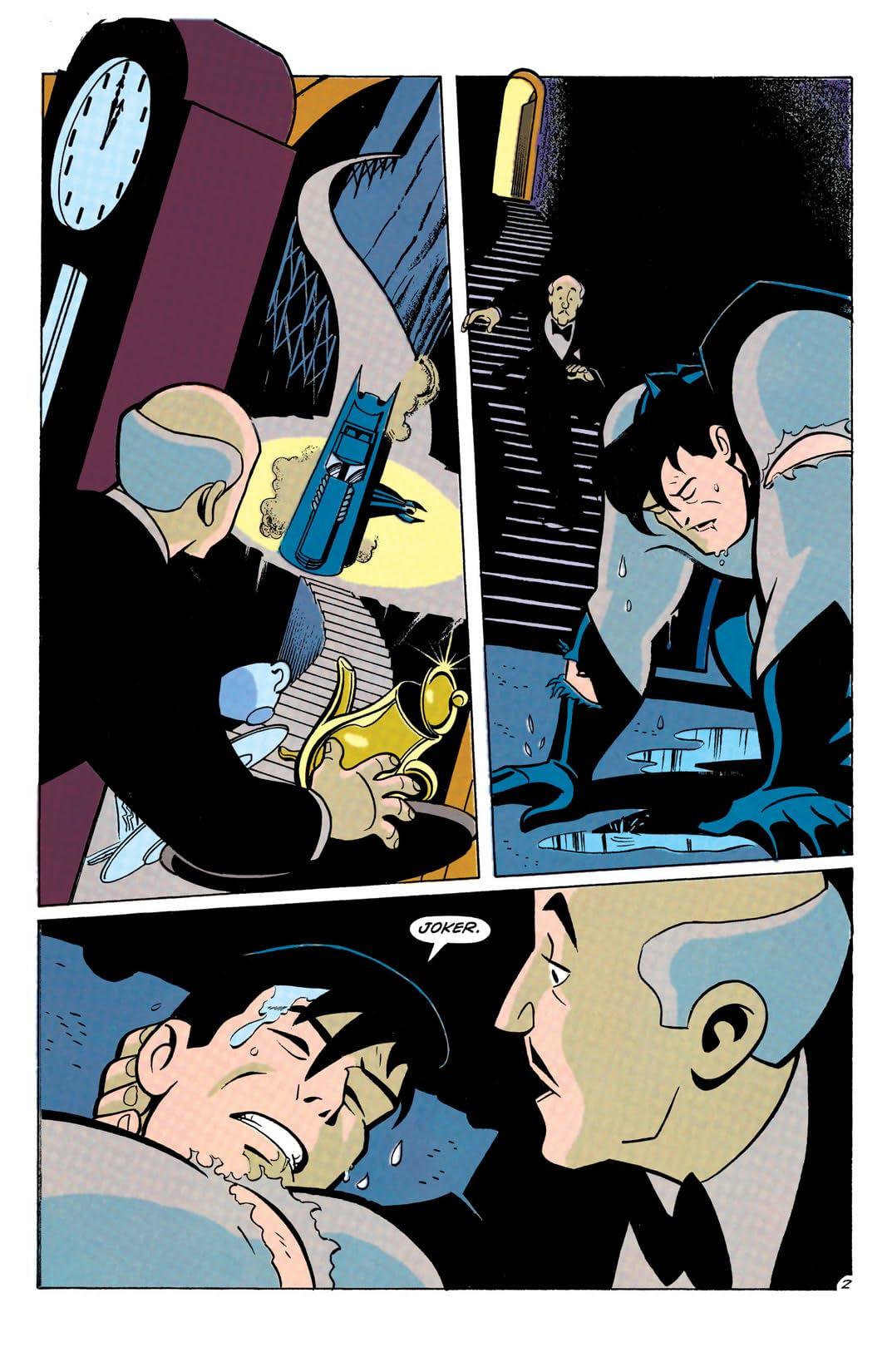 The Batman Adventures (1992-1995) #16