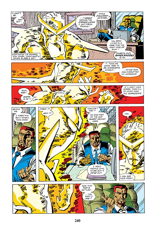 click for super-sized previews of Iron Man (1968-1996) #289