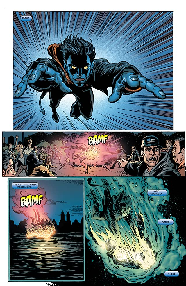 click for super-sized previews of Nightcrawler (2004-2005) #2