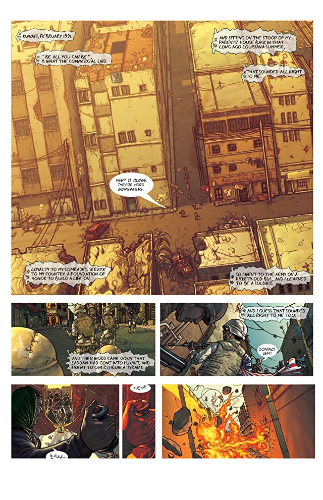 click for super-sized previews of OneNation #1