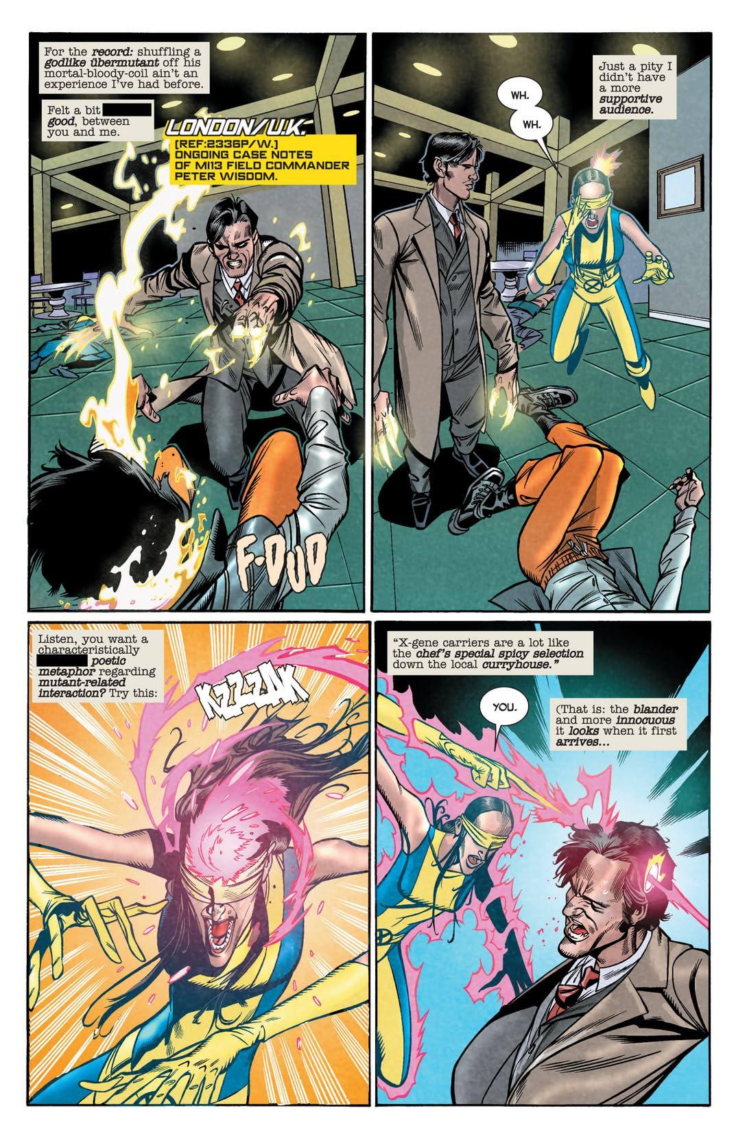 X-Men: Legacy (2012-2014) #14