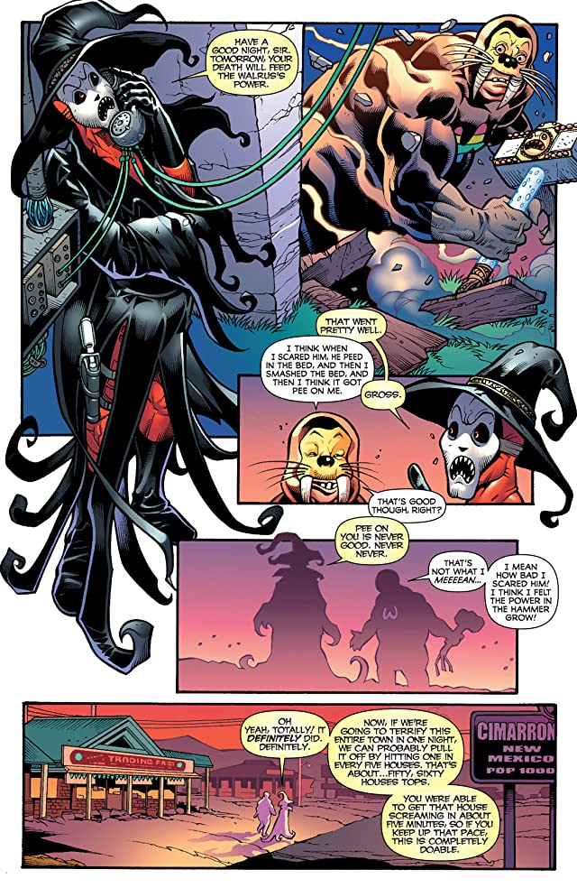 click for super-sized previews of Fear Itself: Deadpool #2