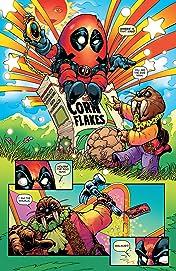Fear Itself: Deadpool #3 (of 3)