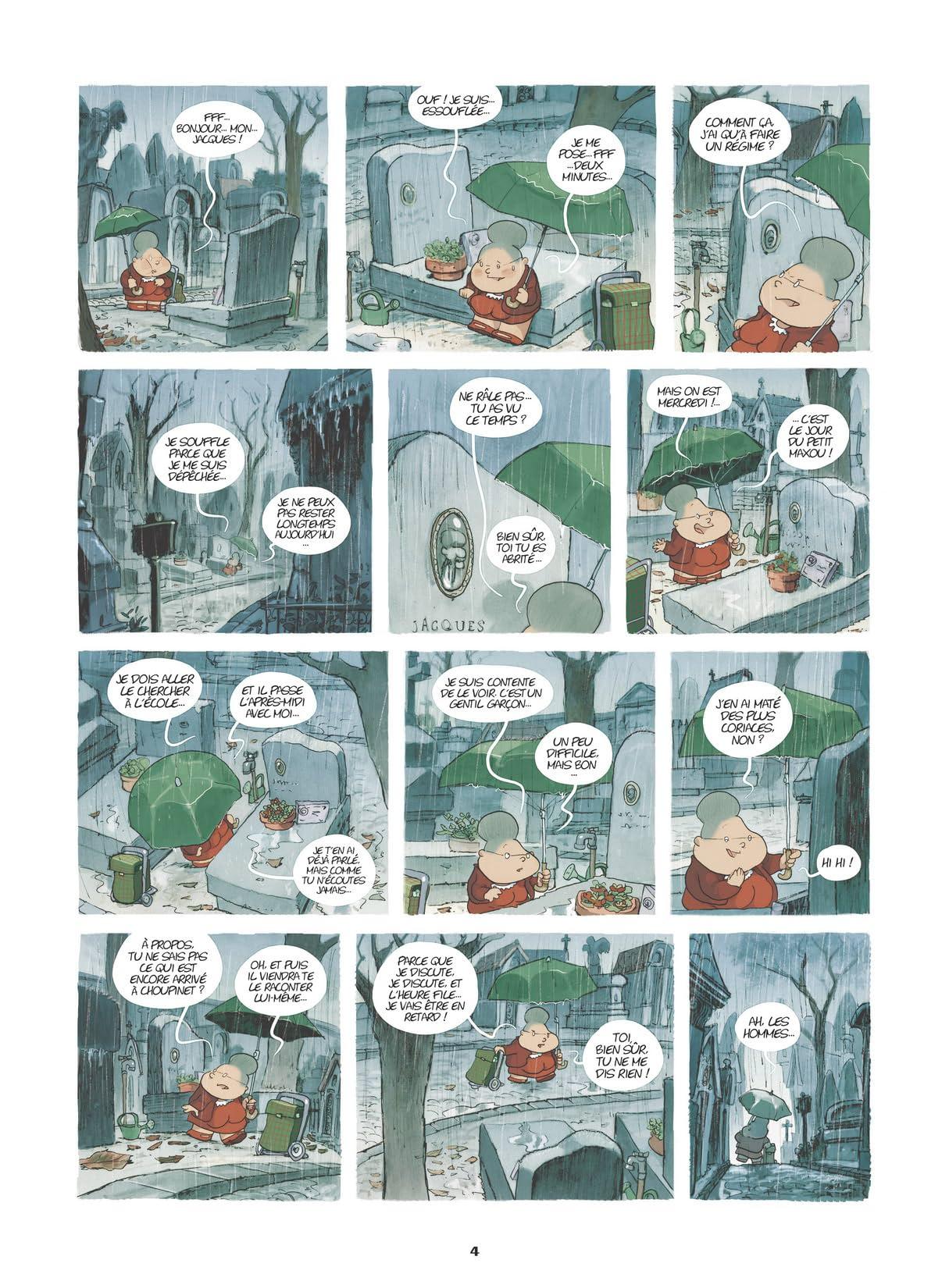 Mamette Vol. 3: Clochiques