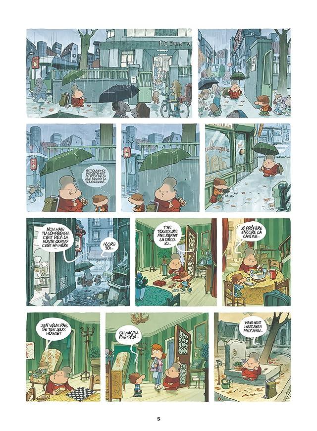 click for super-sized previews of Mamette Vol. 3: Clochiques