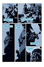 Hellboy: Conqueror Worm #1