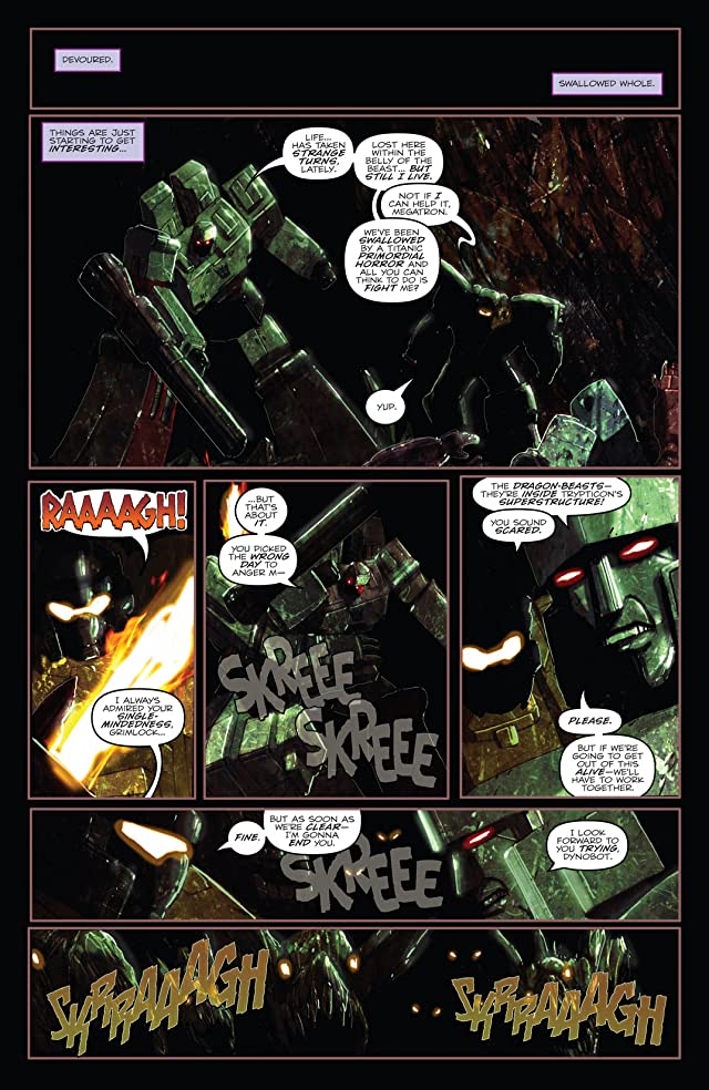 click for super-sized previews of Transformers: Monstrosity #12