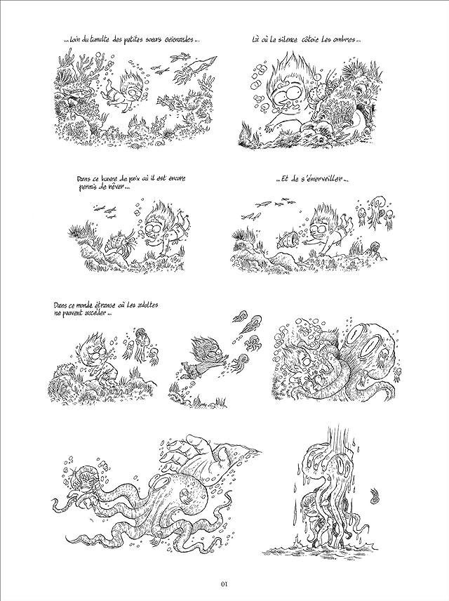 click for super-sized previews of Billy Brouillard Vol. 3: Le Chant des sirènes
