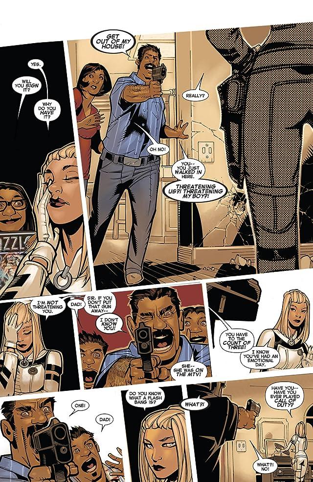 Uncanny X-Men (2013-2015) #9